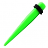 Acrylic Green Taper Expander