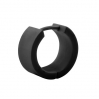 Acrylic Hoop Black Big