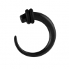 Stainless Steel Expander L Shape Black