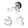 Stainless Steel Fake Plug With Designs
