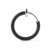 Stainless Steel Fake Hoop Ring
