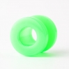 UV Flesh Tunnel Neon5 Green