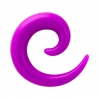 UV Expander Spiral  Purple
